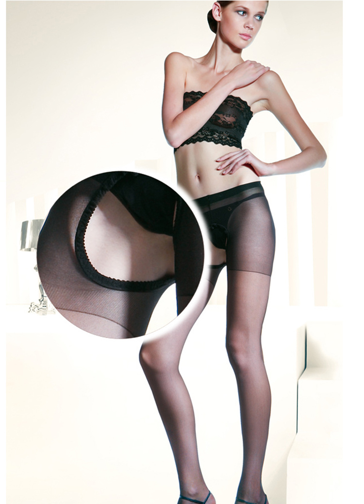 Free shipping ,Hot sale ! fashion sexy Ultra-thin silk stocking tights pantyhose
