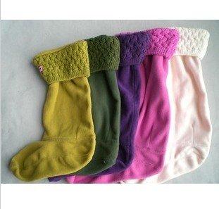 free shipping,hunter rain boots wool socks wholesale women socks,fashion and warmly,woman socks,wool hunter socks.10 colors