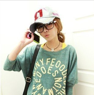 Free shipping! In 2012, 3 d Embroidery Leisure Fashion Hat