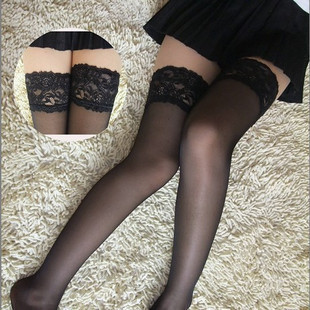 FREE SHIPPING+LACE DESIGN SEXY SOCK+ALL MATCH SEXY LINGERIE SILK STOCKINGS