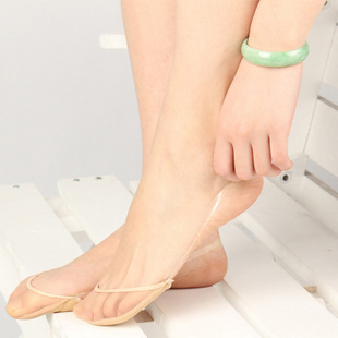 Free shipping ladies invisible bandeau foot pads 50pcs/lot