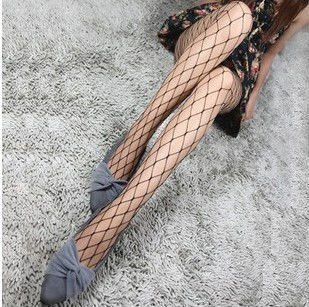 free shipping lady's fishnet tights sexy panyhose Fashion Slimming Solid Hosiery