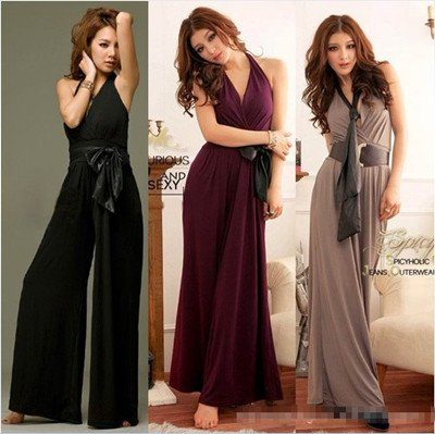 Free Shipping!/Leisure wiping a bosom Conjoined clothing/ leisure trousers D-96-147D-96-147