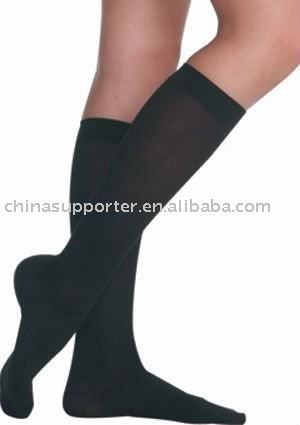 Free shipping Medical elastic stockings &Compress Stockings Knee High 20-30 mmHg Varicose socks open toe  MC-2001