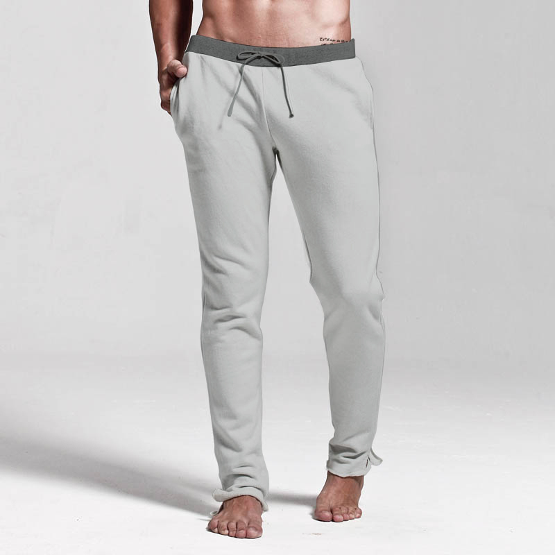 Free shipping Men's Vitality casual pajama trousers Men fashion cotton dual-use comfortable lounge pants
