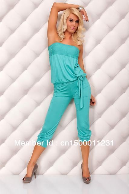 Free Shipping ML17538 Sexy Off Shoulder Ruffle Dress Light Blue Fashion Women Clothing 2013