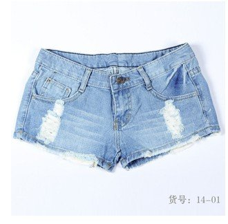 Free Shipping n201 high ladies shorts,summer hot sale,denim shorts free shipping,1 piece/lot ladies leisure shortden