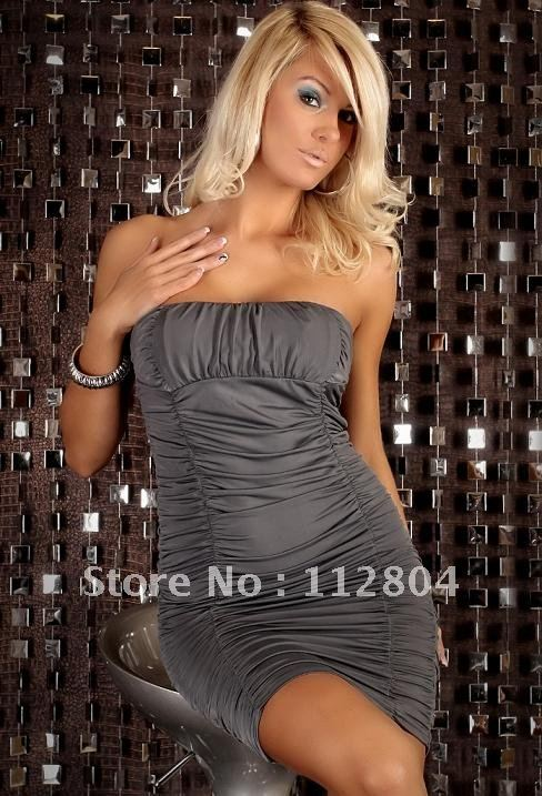 Free Shipping  New Arrival Women Sexy pajamas Black One-Piece Hot selling Lingerie--2012