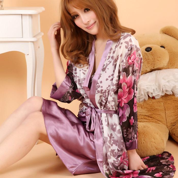 Порно японок в шелковых платьях 36