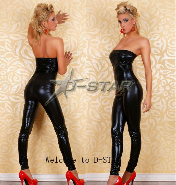 Free Shipping Sexy GOGO Black Fashion Clubwear