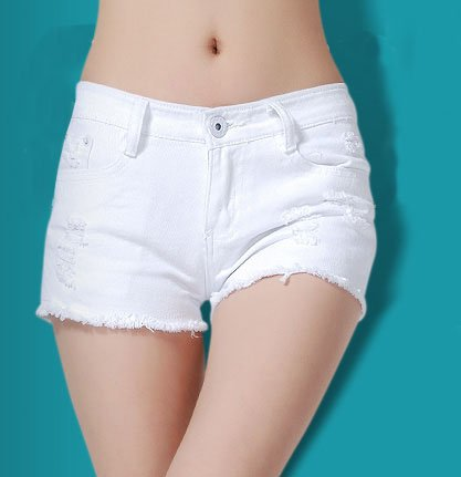 Free Shipping Super Deal! Wholesale 3pcs/lot Fashion Cotton Causal Pants, 2012  Summer Shorts, Women Trousers, 6 colors JD502SK