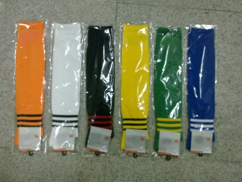 Free shipping ! The new season best quality All kinds of soccer cotton sock,soccer sock + 1 gifts