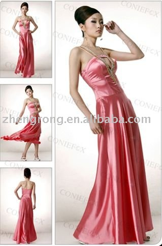 Free shipping---The Newest Style---Superior quality---Fashion Evening dress