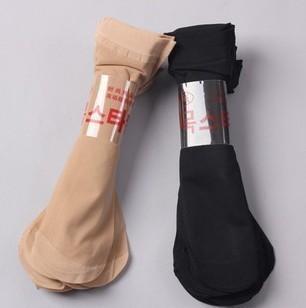 free shipping ultra-thin package for core silk stockings female filar socks socks short tube socks