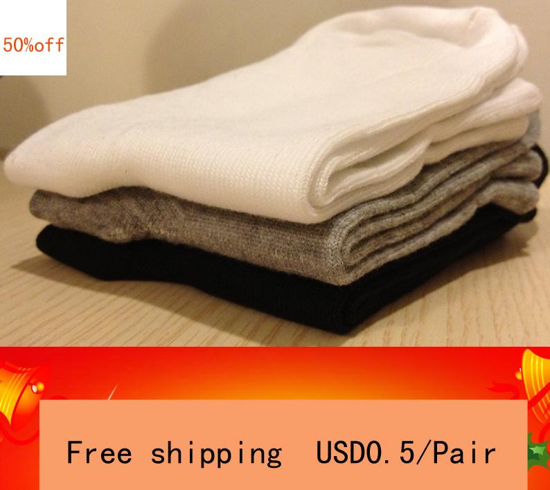 Free shipping unisex socks cotton socks casual socks