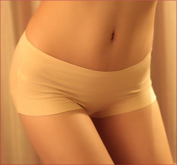 Free Shipping waist and women of 2013 new bamboo fiber underwear antibacterial trace modal boxer underwear wholesale
