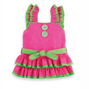 free shipping  Wholesale Christmas Dress kids Christmas Rumba Dress  6pcs/lot