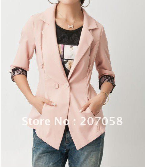 Free shipping wholesale  ladies plus-size  Coat /Fashion Plus -size /Wholesale