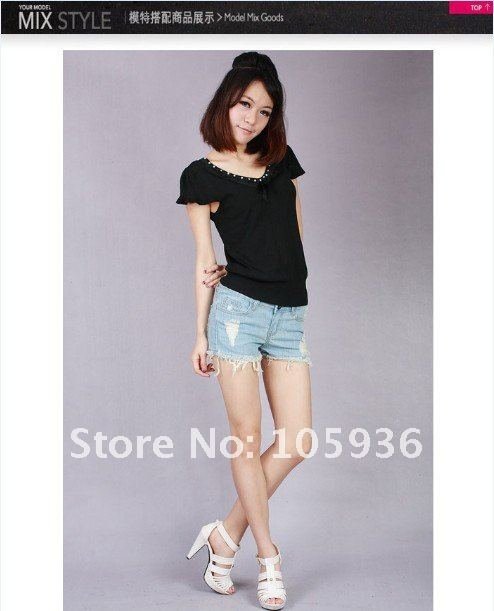 Free Shipping wholesale&retail ladies' pant shorts cargo shorts casual shorts GS137