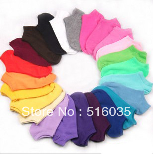 Free Shipping! women cotton socks sports sock boat 20pairs/lot Lady most fashoin socks