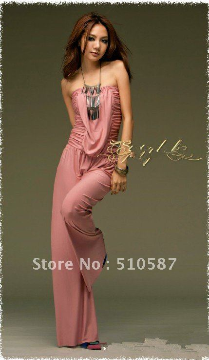 free shipping  Women's jumpsuit overall Harem pants Rompers Slim Gallus hot sale