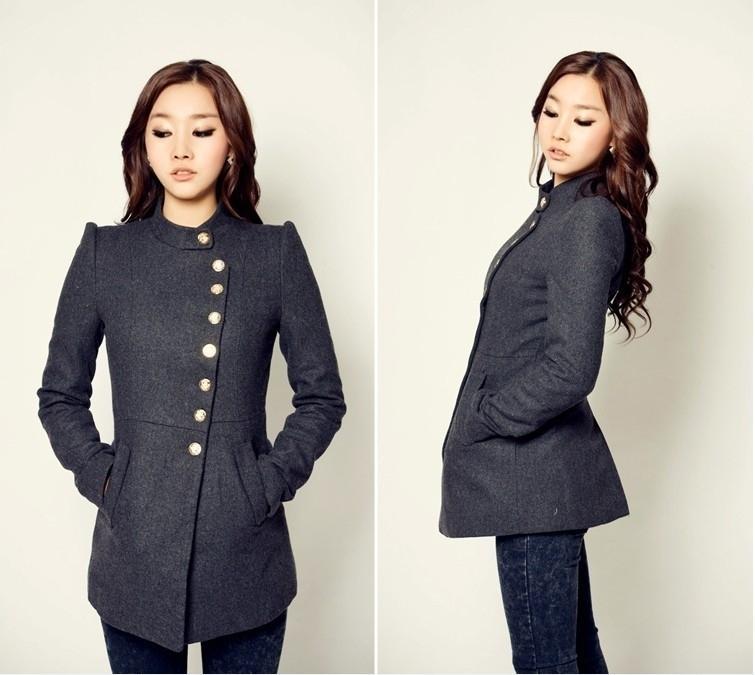 Модные Молодежные Пальто