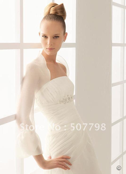 freeshipping long sleeves length wedding dress bolero,Nine minutes of sleeve evening dress jacket ,ladies' fashion coat