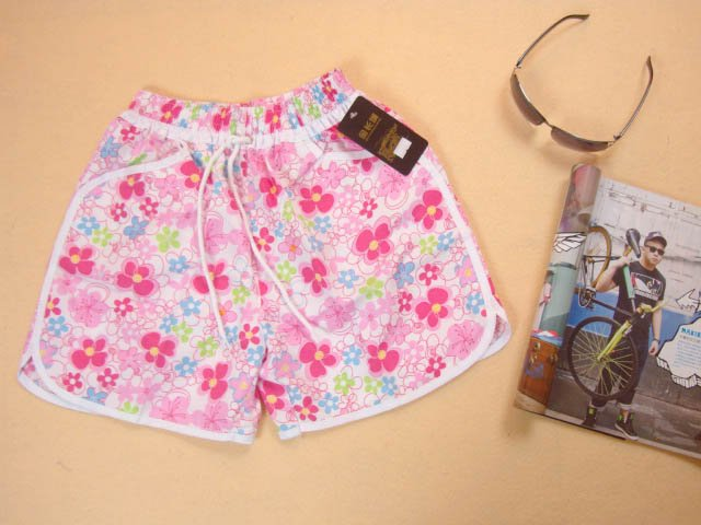 Girls beach shorts/Teenagers shorts/Cool summer girls shorts/Mix colors