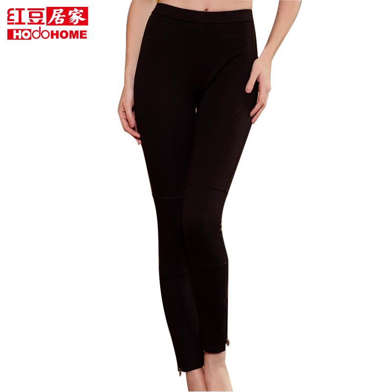Globalsources at home spring and summer new arrival fashion patchwork women's 2n734 sexy legging