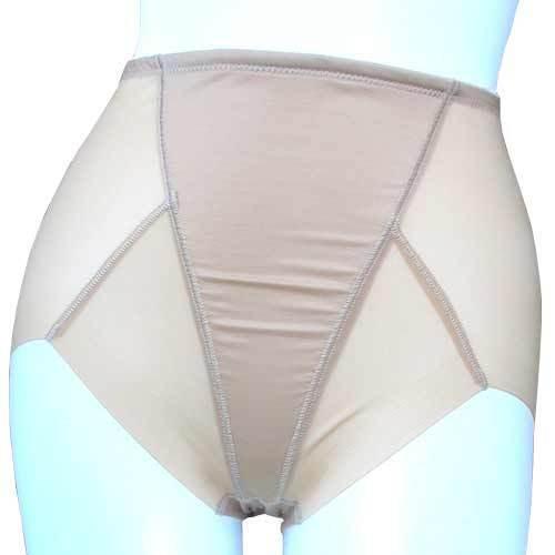 Glossy women's ultra-thin seamless high waist abdomen drawing corselets panties women's body shaping pants beauty care slimming