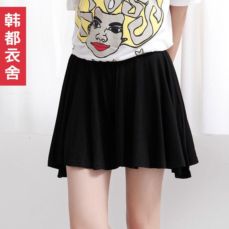 Halfaway NEW 2012 summer culottes shorts m047