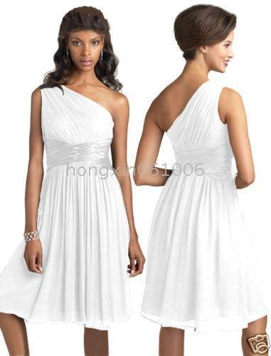 Halter Mini-Length 2010 Style Women's Cocktail Dresses #@12 Short Dresses Empire