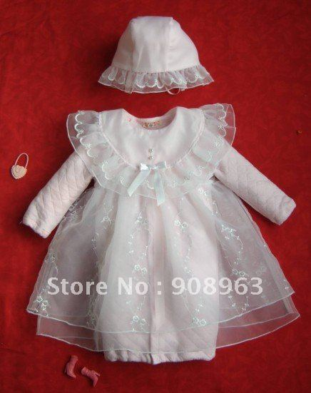 Have stock baby christening dress---Guangzhou Sea Maid