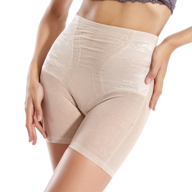 High quality flash 2013 waist abdomen drawing stovepipe butt-lifting pants women's panties