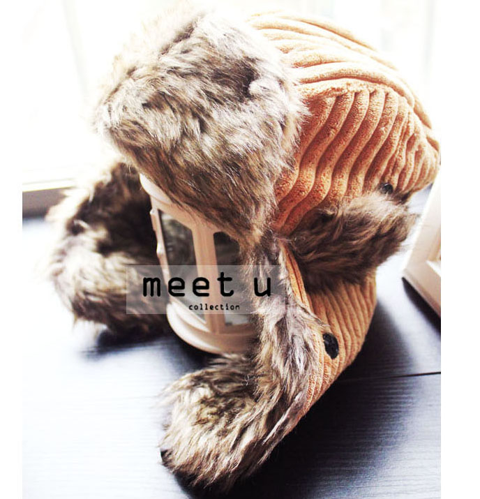 High quality thermal lei feng hat general autumn and winter meet u