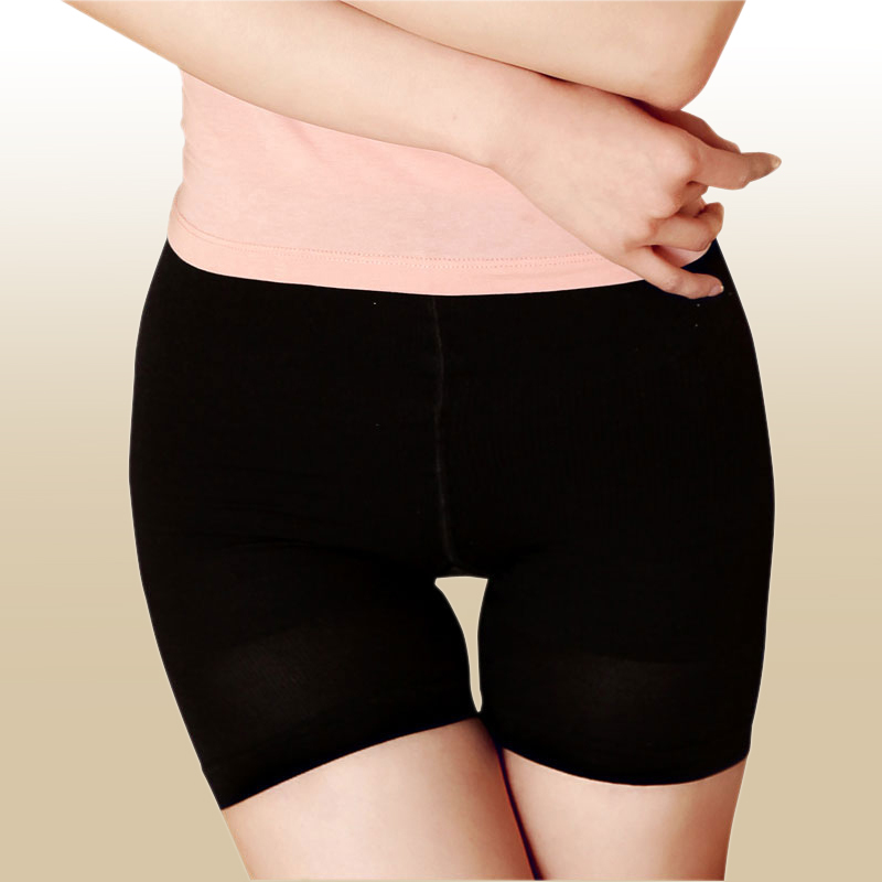High waist butt-lifting body shaping pants butt-lifting pants abdomen drawing abdomen drawing pants female fat burning stovepipe