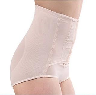 High waist corset panties butt-lifting pants breathable beauty care pants corset slim waist abdomen drawing pants body shaping