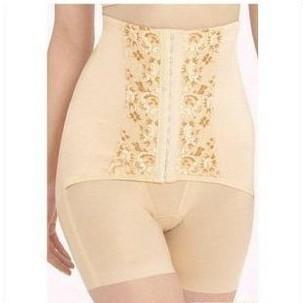 High waist plastic pants body shaping beauty care underwear body shaping pants panties legs high waist pants cummerbund abdomen