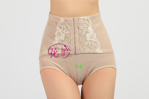 High waist postpartum abdomen drawing butt-lifting panties beauty care drawing abdomen pants body shaping pants corset pants