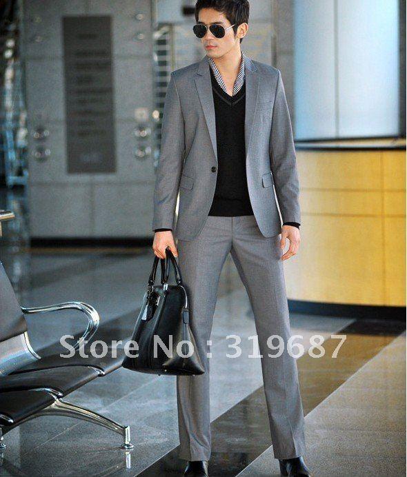 Hot !!2012 Men complete designer wedding Bridegroom suit/Groom wear /Tuxedo