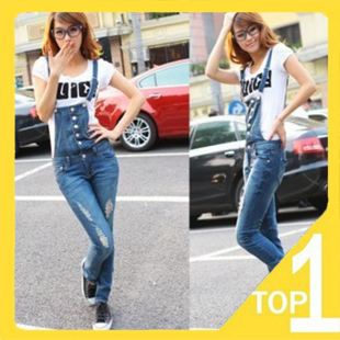 Hot sales !Free shipping ! Drop shipping ! Wholesales 2013 fashion casual long rompers with 4 sizes 9915 (1.13)