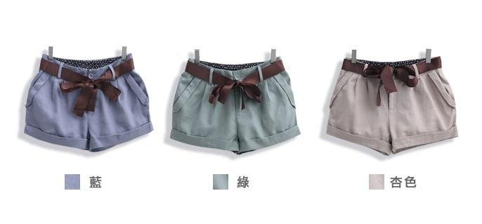 Hot sell!free shipping new summer butterflies ribbon shorts,ladies hot shorts,fashion shorts