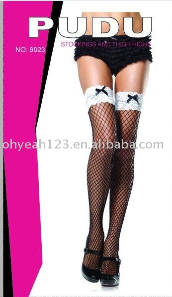 Hot selling fashion sexy stocking,ladies stocking,sexy lingerie,women leg wear 9023 wholesale and retail