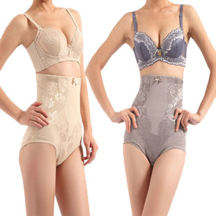 Hot-Selling Summer Thin Cool Breathable High Waist Women Control Panties Body Shaping Pants