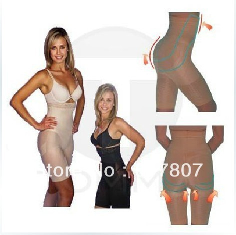 Hotsale-New Slim' N Lift Aire Body Shaper Slimming High Waist Pants 2pcs/Lot