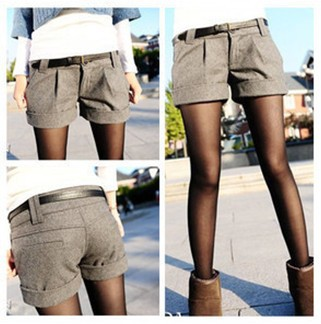 IRIS Knitting Free Shipping K-002 Fashion Women's Shorts Pants Ladies Bootcut Trousers Breeckes Best Quality Hot Sale