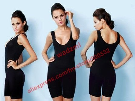 Japan style sexy black tank germanium slimming camisole beauty breast super body shaper jumpsuits  opp bag package 50pcs/lot