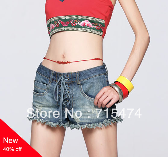 Lady denim shorts,women's jeans shorts,new arrival fashion ladies' denim short pants size:S M L,free shipping hot sale
