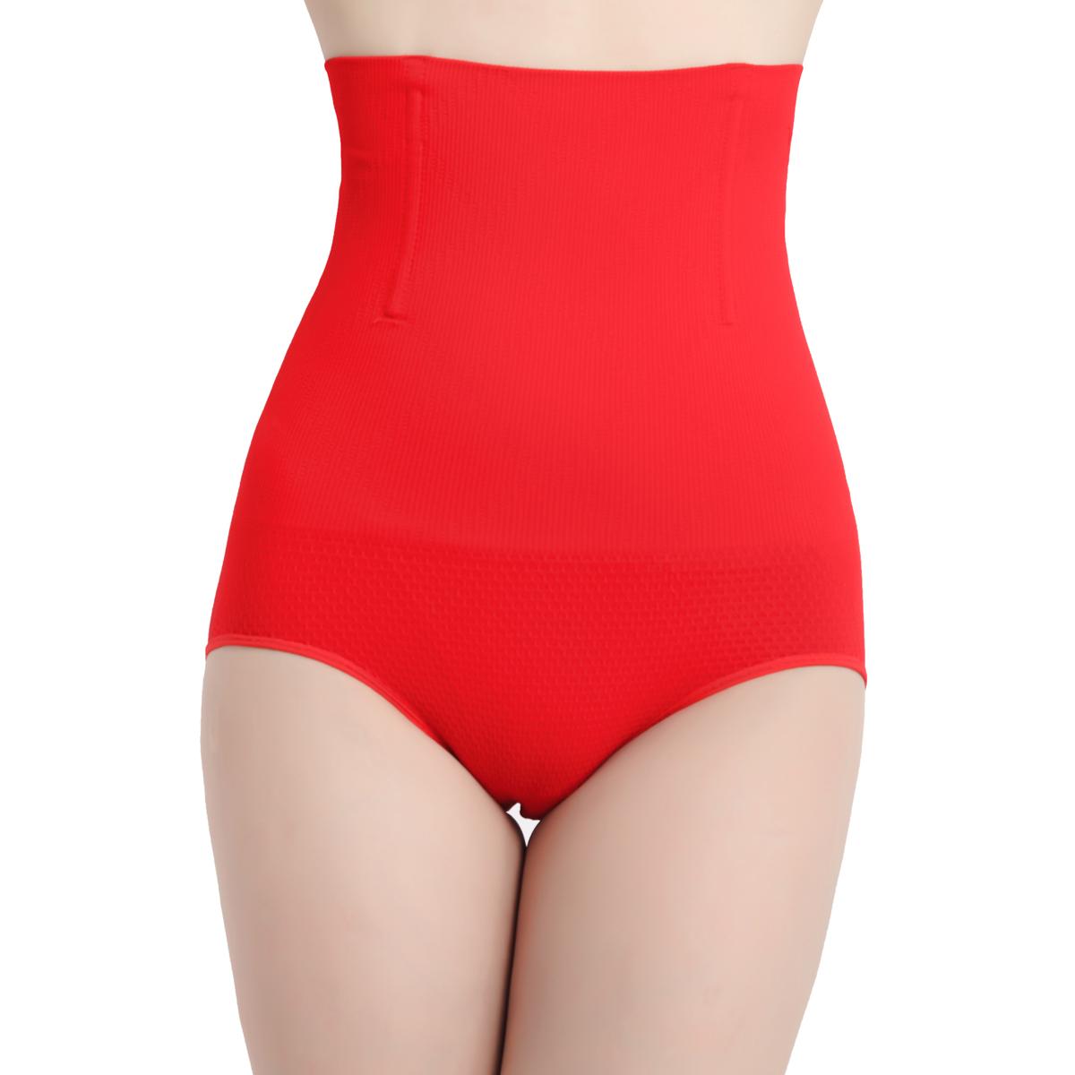 Ldquo . nsutite rdquo . high waist seamless abdomen drawing butt-lifting body shaping pants puerperal slim waist butt-lifting
