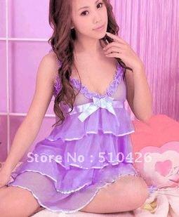 Light purple cake skirt appeal underwear free shipping